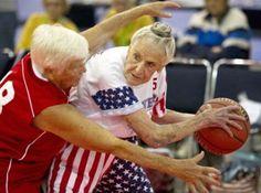 basket 楽しく